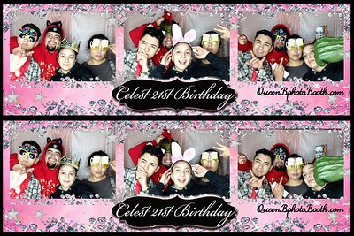 Celest 21st Birthday