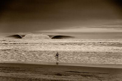 Sepia Surf