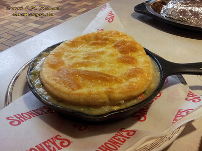 Shoney's Chicken Pot Pie