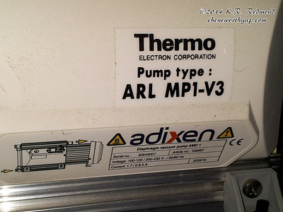 adixen Diaphragm Vacuum Pump AMD 1