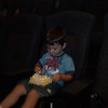 Nate's 1st real movie theatre