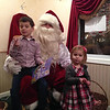 sharing their lists with Santa