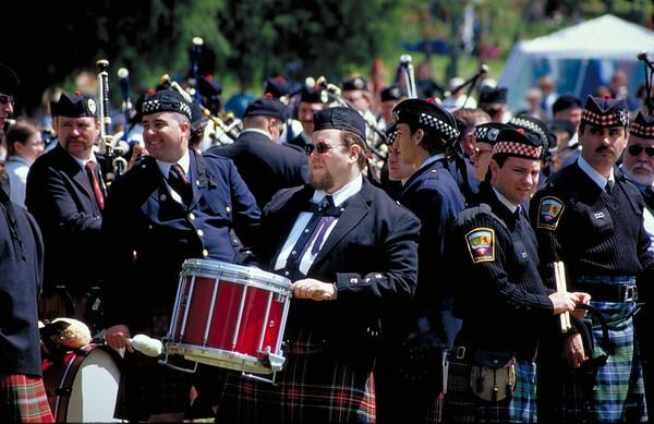 Celtic Festivals and Scottish Games