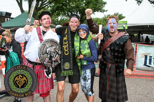 Celtic Warrior Run