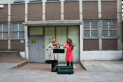 Better street entertainers.