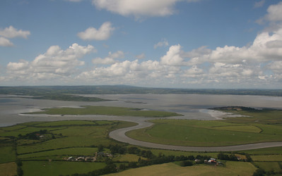 The Shannon River.