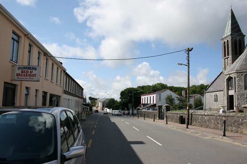 Lisdoonvarna, the other direction