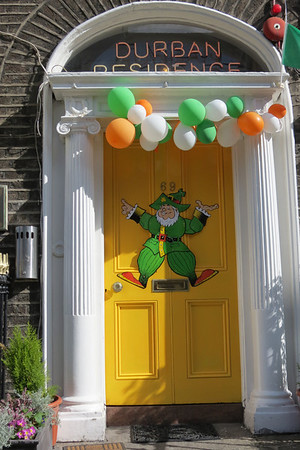 Yup, more evidence that they DO celebrate St Patrick's Day.