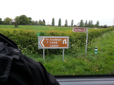 I didn't take pictures on this trip because I had previously.  https://ahpinc.smugmug.com/CelticTime/Europe-2007/Ireland-UK-Normandy-1-1/4-Hill-of-Tara-and-Trim-Castle
