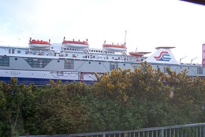 Swansea-Cork Ferries