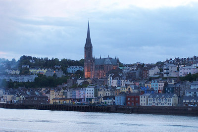 Cobh and St. Colman's Cathedral