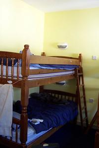 Kinlay House Hostel (Galway) bedroom