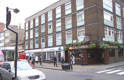 Rat & Parrot Pub and Bayswater Station