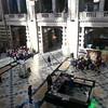 Kelvingrove Museum - waiting for the organ playing