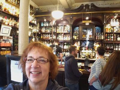 At the Pot Still Glasgow