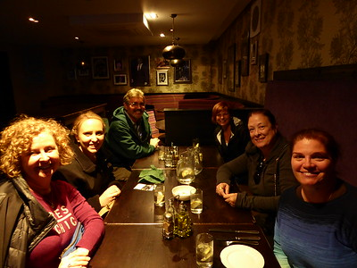 Dinner in Inverness
