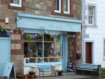 The Blue Vase shop
