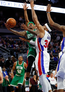 Celtics Pistons Basketball