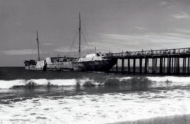 . Photo courtesy of Santa Cruz Public Libraries