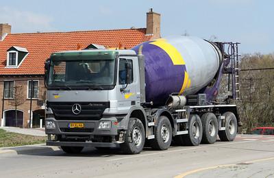 Mix it up - Ready mixed concrete.