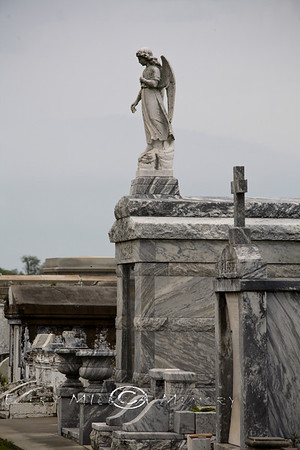 Greenwood Cemetery - New Orleans, Louisiana