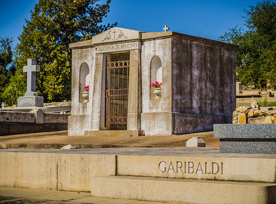 Mausoleum of Garibaldi