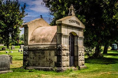 Thompson Mausoleum