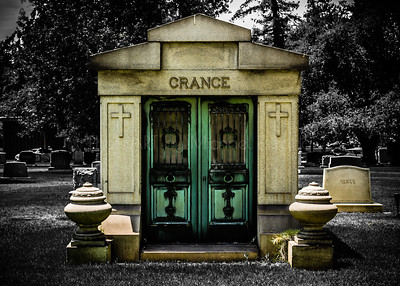 Mausoleum of Crance