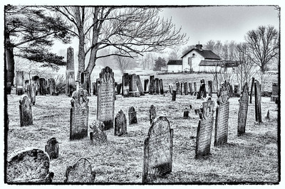 Olde Mansfield Center Cemetery, Mansfield, CT