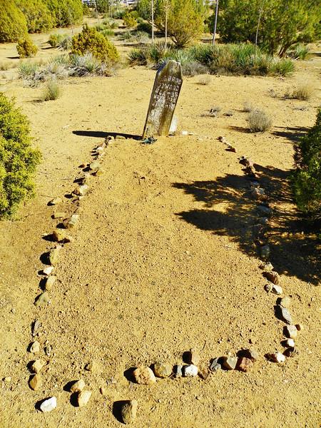 Edward Alfred Slater grave