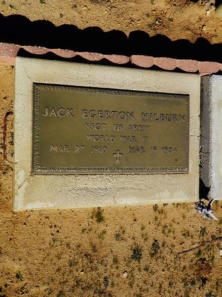 Jack Egerton Milburn
