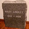 Mary Lindley<br /> 1802 - 1899