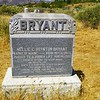 "NELLIE E. BOYNTON BRYANT<br /> NATIVE OF MAINE - BORN OC. 11, 1865<br /> PASSED TO A HIGHER LIFE  AUG. 14, 1903<br /> ""THERE IS BEYOND THE SILENT NIGHT<br /> AN ENDLESS DAY,<br /> DEATH IS A DOOR THAT LEADS TO LIGHT -<br /> LOVE LEADS THE WAY.<br /> LONGING TO KNOW AND DO THE RIGHT,<br /> I SOUGHT THE TRUTH, I FOUND THE LIGHT."""