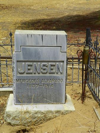 Mercedes Alvarado Jensen