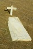 Grave covers were/are, generally, intended to discourage grave robbers.