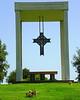 Suspended Cross