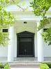 Mausoleum entryway