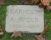 3-year-old Earnest A. Speer