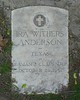 Seaman 2nd Class Ira Withers Anderson