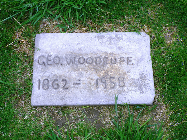 George Woodruff