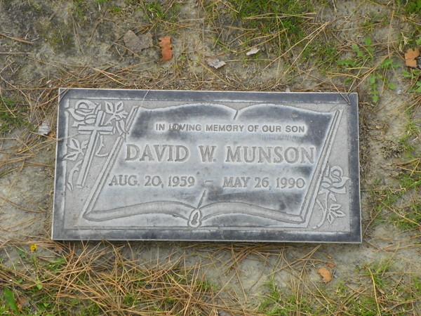 David W. Munson