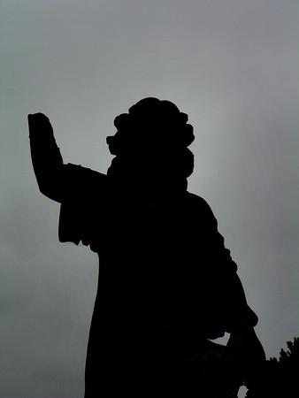 Konig Angel silhouette