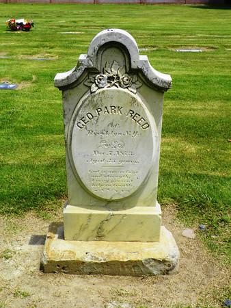 George Park Reed