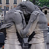 Solemn Statuary, Cimetière Père LaChaise, Paris