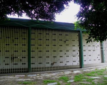 Crypts behind bars