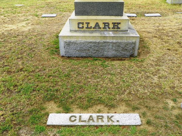 Clark stones