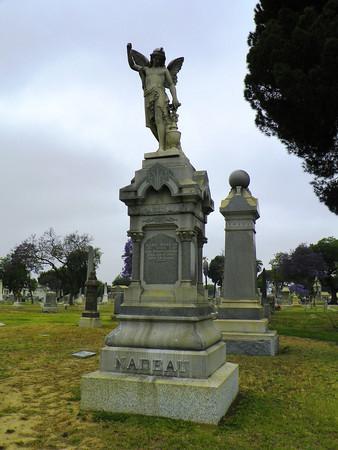 Nadeau Family Memorial