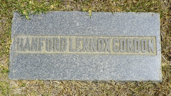 Hanford Lennox Gordon