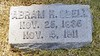Abram H. Odell headstone