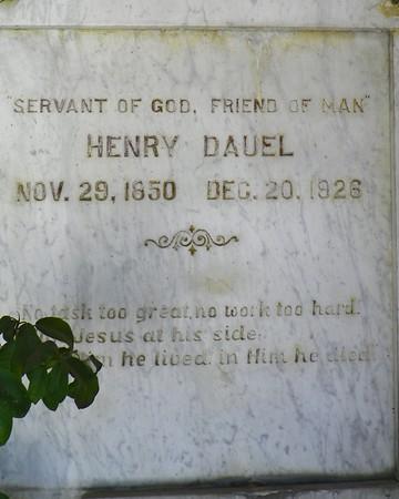 Henry Dauel